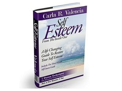 Self Esteem From The Inside Out Book and Ebook