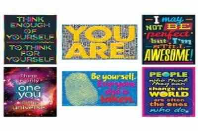 Inspirational Self Esteem Posters