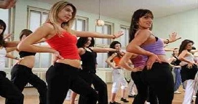 Zumba: The Latest Fitness Craze