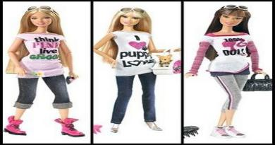 Barbie and Self Esteem