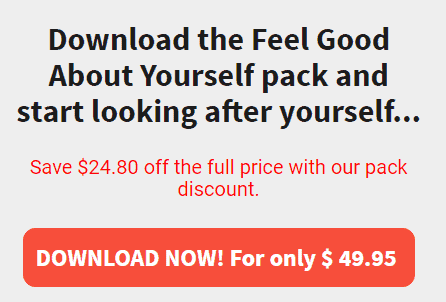 feel good about yourself pack