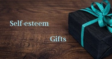 Self esteem gifts